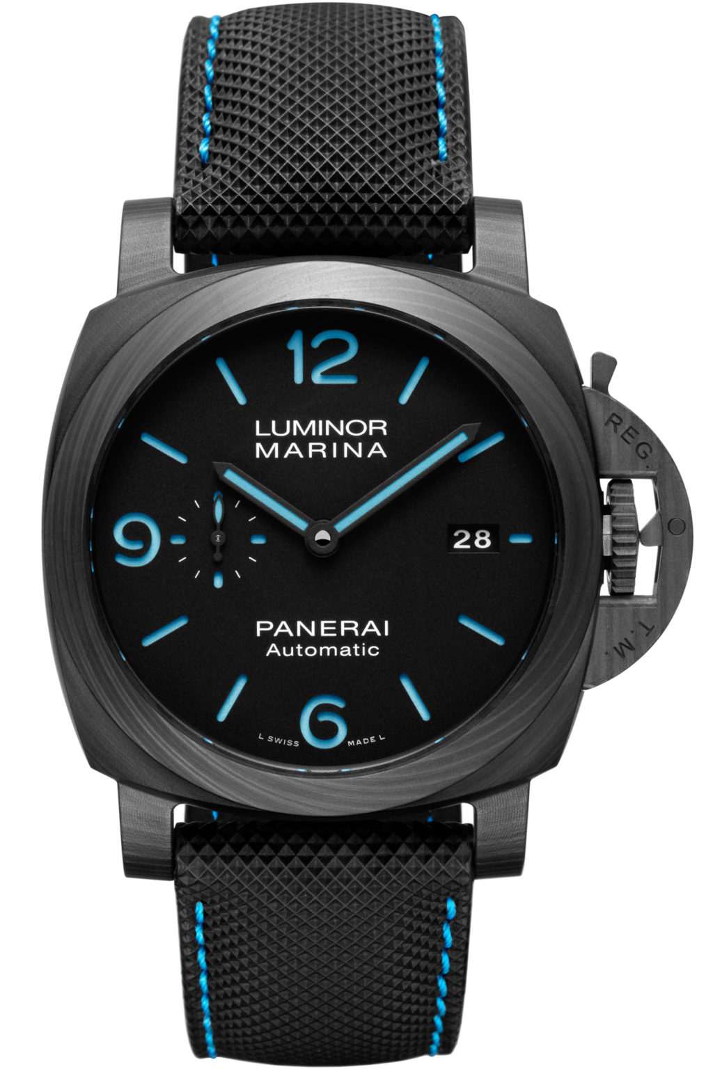 Luxury Panerai Luminor Marina Carbotech PAM 1661 Replica Watch