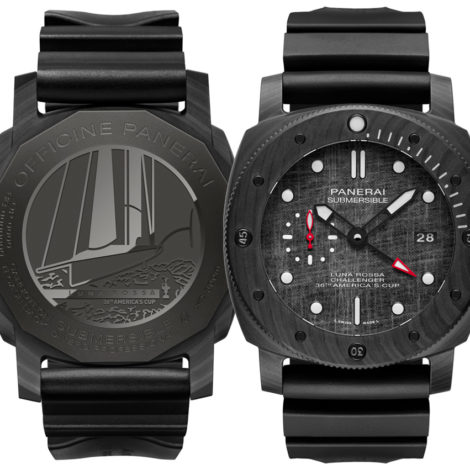 Top Replica Panerai Luna Rossa Challenger Submersible PAM 1039 Watch