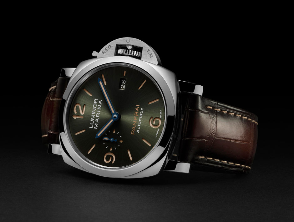 Best Panerai Launched New Platinumtech Luminor Marina Limited Edition Replica Watches