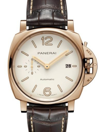 AAA Panerai Releases Two New Luminor Due – 42mm Replica Watches