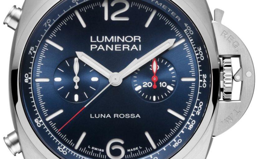 Top Panerai Debuts Luminor Chronograph Collection Replica Watches