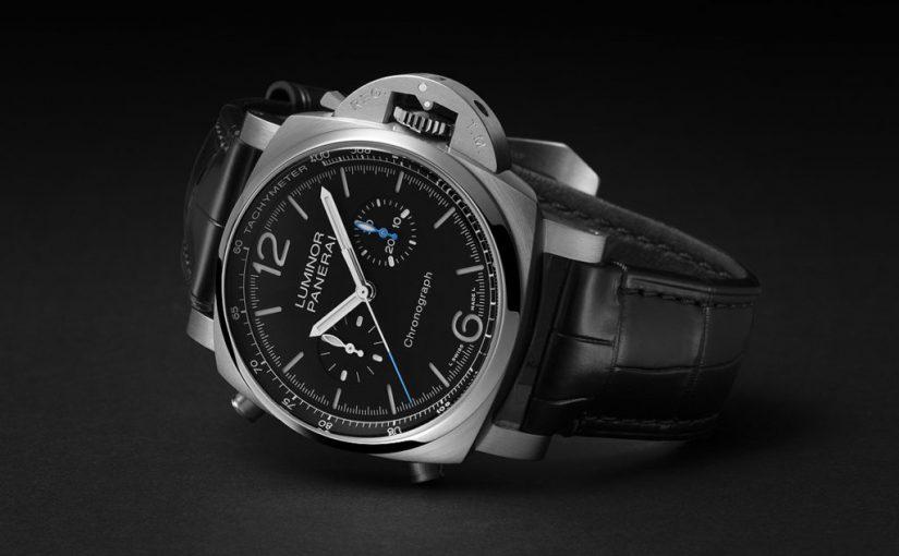 Panerai Upgrades Best New Luminor Chrono Replica Watches