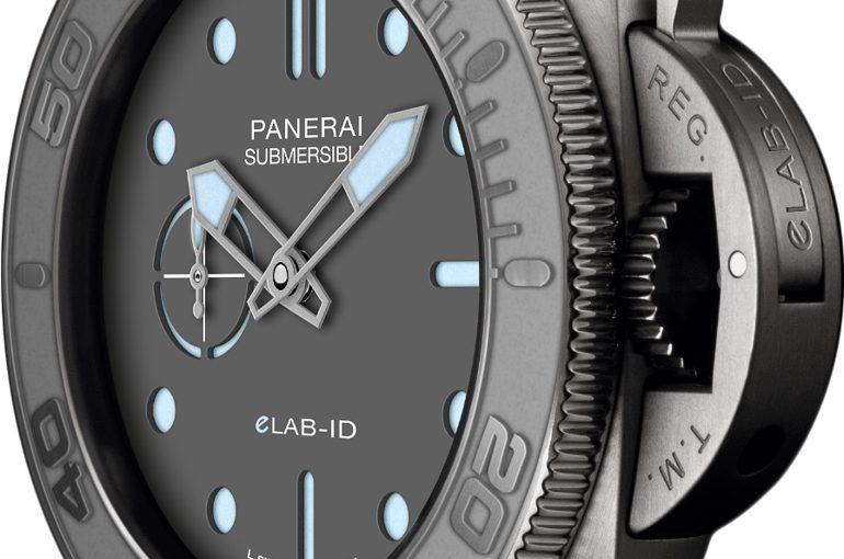 Luxury Panerai Unveils New Concept Submersible Replica Watch