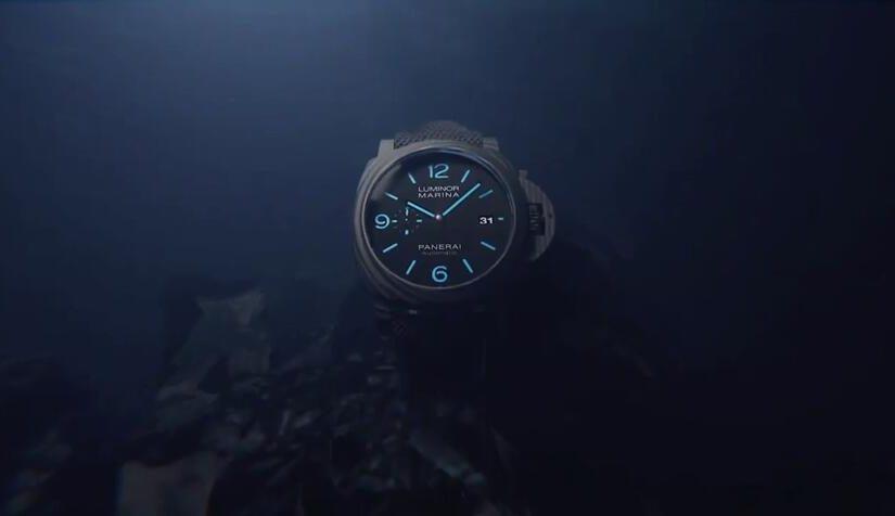 Panerai Luminor Marina Carbotech Replica Watches